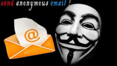 Anonymous email services