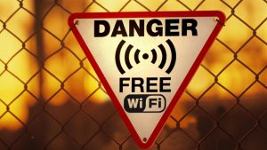 Risks of free wi-fi