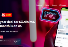 NordVPN Cyber Month Deal