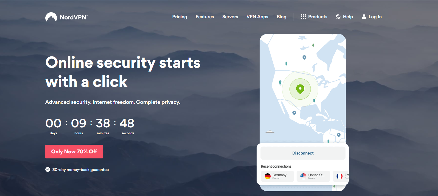 Best VPN Services NordVPN Website