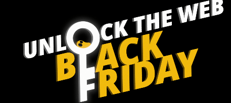 CyberGhost Black Friday Deal